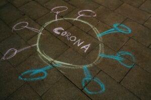 Coronatesten in Ter Aar